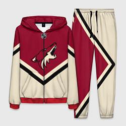 Костюм мужской NHL: Arizona Coyotes цвета 3D-красный — фото 1