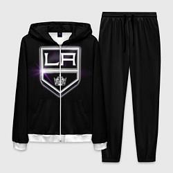 Костюм мужской Los Angeles Kings цвета 3D-белый — фото 1