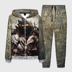 Костюм мужской Disturbed: Madness цвета 3D-меланж — фото 1