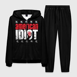 Костюм мужской Green Day: American idiot цвета 3D-черный — фото 1