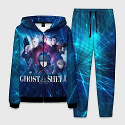 Костюм мужской Ghost In The Shell 10 цвета 3D-черный — фото 1