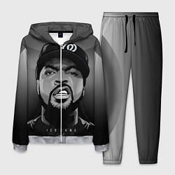 Костюм мужской Ice Cube: Gangsta цвета 3D-меланж — фото 1