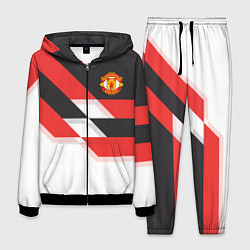 Костюм мужской Manchester United: Stipe цвета 3D-черный — фото 1