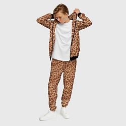 Костюм мужской Жираф цвета 3D-черный — фото 2