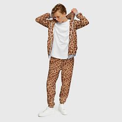 Костюм мужской Жираф цвета 3D-меланж — фото 2