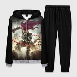Костюм мужской Darksiders Warrior цвета 3D-меланж — фото 1