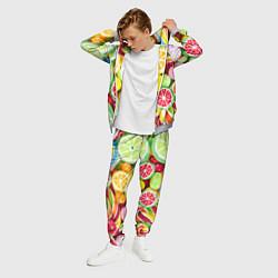 Костюм мужской Candy Summer цвета 3D-меланж — фото 2