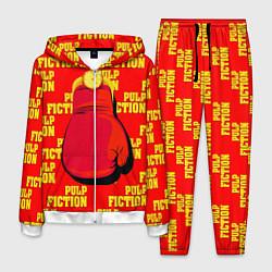 Костюм мужской Pulp Fiction: Boxing glove цвета 3D-белый — фото 1
