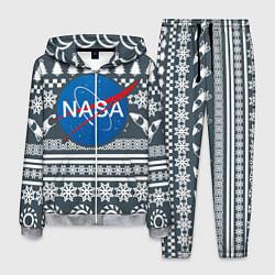 Костюм мужской NASA: New Year цвета 3D-меланж — фото 1