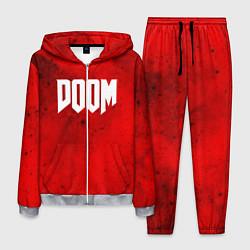 Костюм мужской DOOM: Marsian Blood цвета 3D-меланж — фото 1