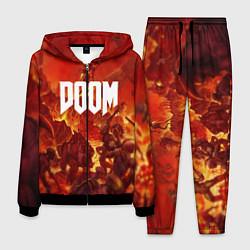 Костюм мужской DOOM: Hellfire цвета 3D-черный — фото 1
