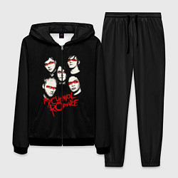 Костюм мужской My Chemical Romance Boys цвета 3D-черный — фото 1