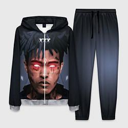 Костюм мужской XXXTentacion Demon цвета 3D-меланж — фото 1