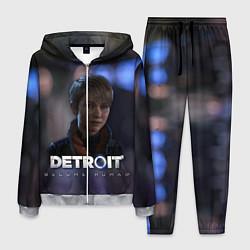 Костюм мужской Detroit: Kara цвета 3D-меланж — фото 1