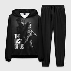 Костюм мужской The Last of Us: Black Style цвета 3D-черный — фото 1