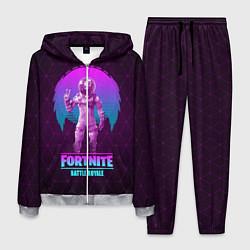 Костюм мужской Fortnite: Neon Battle цвета 3D-меланж — фото 1