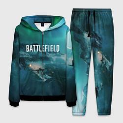 Костюм мужской Battlefield: Sea Force цвета 3D-черный — фото 1