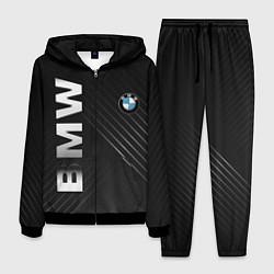 Костюм мужской BMW: Steel Line цвета 3D-черный — фото 1
