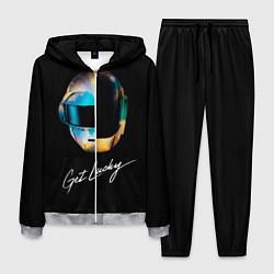 Костюм мужской Daft Punk: Get Lucky цвета 3D-меланж — фото 1