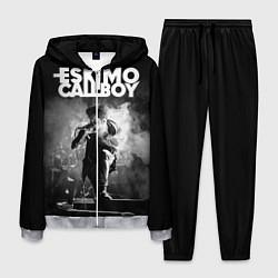 Костюм мужской Eskimo Callboy цвета 3D-меланж — фото 1