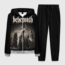Костюм мужской Behemoth Metal цвета 3D-меланж — фото 1