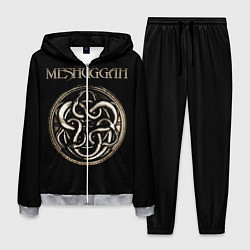 Костюм мужской Meshuggah цвета 3D-меланж — фото 1