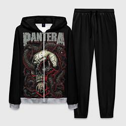 Костюм мужской Pantera цвета 3D-меланж — фото 1