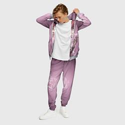 Костюм мужской Lil Peep цвета 3D-меланж — фото 2