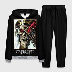 Костюм мужской Overlord 5 цвета 3D-меланж — фото 1
