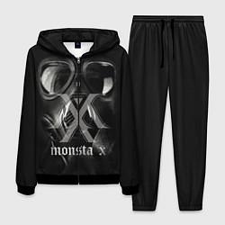Костюм мужской Monsta X цвета 3D-черный — фото 1