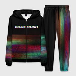 Костюм мужской BILLIE EILISH: Black Glitch цвета 3D-черный — фото 1