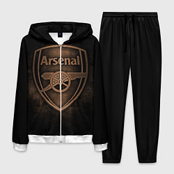 Костюм мужской Arsenal цвета 3D-белый — фото 1