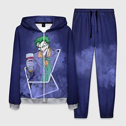 Костюм мужской Joker from cards цвета 3D-меланж — фото 1