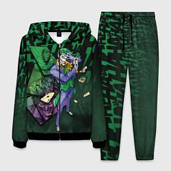 Костюм мужской Joker Games цвета 3D-черный — фото 1
