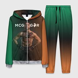 Костюм мужской Conor McGregor цвета 3D-меланж — фото 1