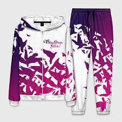 Костюм мужской Three Days Grace цвета 3D-белый — фото 1
