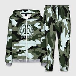 Костюм мужской Пограничные Войска цвета 3D-меланж — фото 1