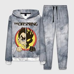 Костюм мужской The Offspring цвета 3D-белый — фото 1