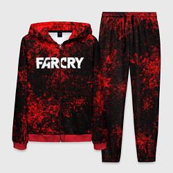 Костюм мужской FARCRY цвета 3D-красный — фото 1