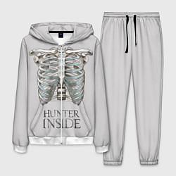 Костюм мужской Supernatural Hunter Inside цвета 3D-белый — фото 1