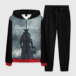 Костюм мужской Bloodborne цвета 3D-красный — фото 1