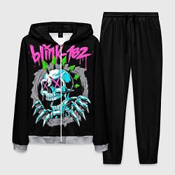 Костюм мужской Blink-182 8 цвета 3D-меланж — фото 1