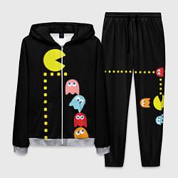 Костюм мужской Pac-man цвета 3D-меланж — фото 1