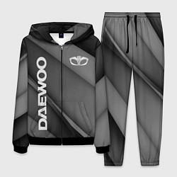Костюм мужской DAEWOO цвета 3D-черный — фото 1