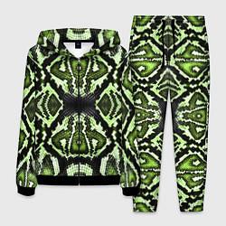 Костюм мужской Green Snake цвета 3D-черный — фото 1