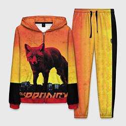 Костюм мужской The Prodigy: Red Fox цвета 3D-красный — фото 1