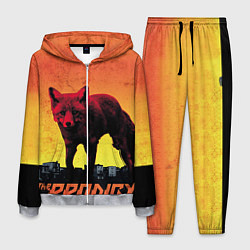 Костюм мужской The Prodigy: Red Fox цвета 3D-меланж — фото 1