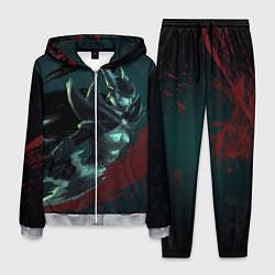 Костюм мужской Phantom Assassin цвета 3D-меланж — фото 1