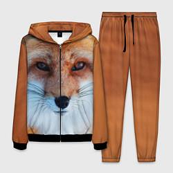 Костюм мужской Взгляд лисы цвета 3D-черный — фото 1