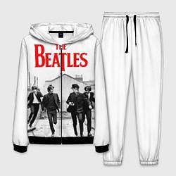 Костюм мужской The Beatles: Break цвета 3D-черный — фото 1